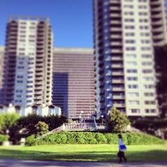 Photo taken at Sydney Walton Park by Eric J. on 6/20/2013