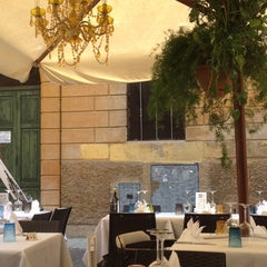 Photo taken at Ristorante Torcolo by Nadia R. on 7/5/2014