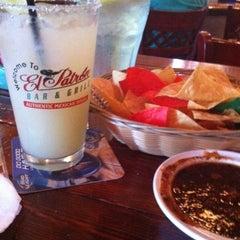 Photo taken at El Patrón Bar & Grill by Shawneice W. on 5/29/2014