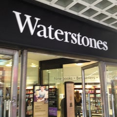 Photo taken at Waterstones by daishi i. on 4/16/2013