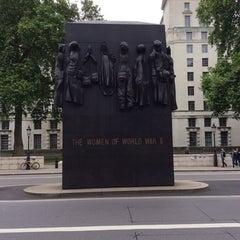 Photo taken at Whitehall Place by Nataliya O. on 5/26/2014