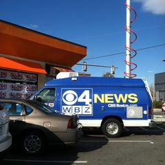 Photo taken at Dunkin' Donuts by Kate M. on 11/9/2012