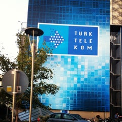 Photo taken at Türk Telekom Genel Müdürlüğü by Erdem U. on 10/6/2012