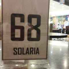 Photo taken at Solaria by Alyssa L. on 7/24/2014