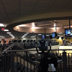 Photo taken at LA Fitness by Erica M. on 5/24/2014