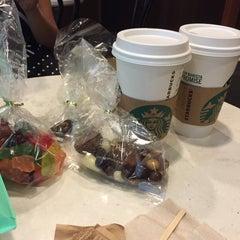 Photo taken at Starbucks by Roya R. on 8/24/2015