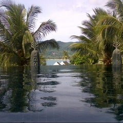 Photo taken at Andara Resort Villas Phuket by Gregg L. on 5/5/2014