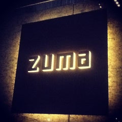 Photo taken at Zuma by Pondx S. on 2/21/2013
