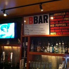 Photo taken at Village Burger Bar by Clayton F. on 3/9/2012