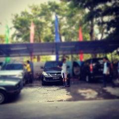 Photo taken at DNA Car Wash (Empang) by Jeani R. on 8/21/2012