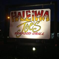 Photo taken at Haleiwa Joe's by Tony M. on 7/12/2013