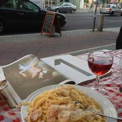 Photo taken at Gianni Gillone Pasta Bar & Ital. Feinkost by localr on 7/9/2013