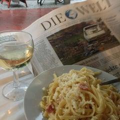 Photo taken at Gianni Gillone Pasta Bar & Ital. Feinkost by localr on 5/22/2013