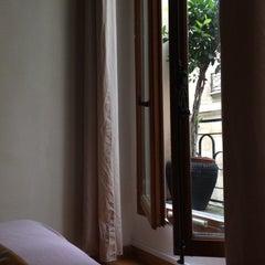 Photo taken at Rue Saint-Sauveur by Natalia R. on 7/19/2014
