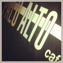 Photo taken at Palo Alto Café by Damiano L. on 2/6/2013