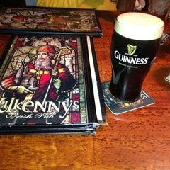 Photo taken at Kilkennys Irish Pub by Don H. on 3/2/2013