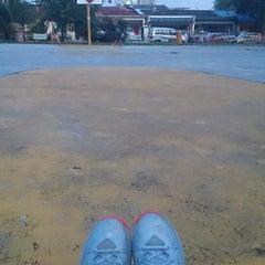 Photo taken at Section 14 Park by Sabun Z. on 5/6/2014