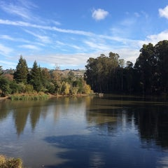Photo taken at Don Castro Regional Recreation Area by George C. on 12/1/2014