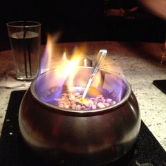 Photo taken at The Melting Pot by B. T. on 10/20/2012