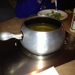 Photo taken at The Melting Pot by Harry H. on 11/12/2012