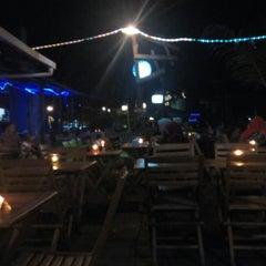 Photo taken at De Cafe (Ruko Bandar) by Dony J. on 1/1/2015