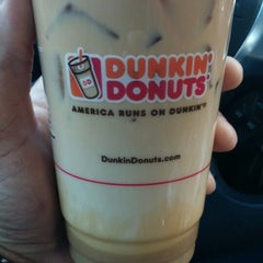 Photo taken at Dunkin Donuts by Adrian R. on 2/11/2015