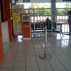 Photo taken at Stasiun Wates by Ita S. on 9/17/2014
