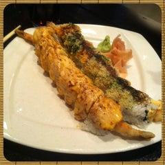 Photo taken at Sushi Tango by Rita S. on 6/26/2012