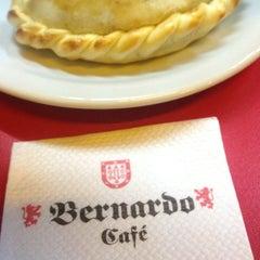 Photo taken at Bernardo Cafe by Flavio C. on 7/15/2013