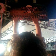 Photo taken at Willie Mays Gate by Dan W. on 11/5/2014
