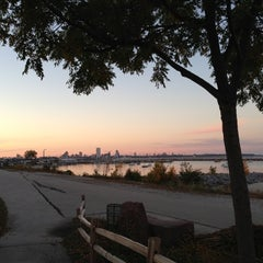 Photo taken at South Shore Park by J. W. B. on 10/7/2012
