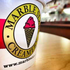 Photo taken at Marble Slab Creamery by Jacobo V. on 10/31/2014