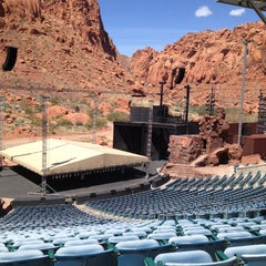 Photo taken at Tuacahn Center for the Arts by Cameron L. on 4/3/2013