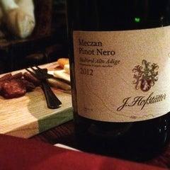Photo taken at Veritas Wine Room by Bev G U. on 1/15/2015