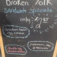Photo taken at Broken Yolk by Big City L. on 12/7/2014