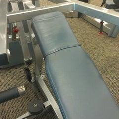 Photo taken at LA Fitness by Steven W. on 1/24/2013