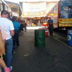 Photo taken at Terminal De Buses TUASA (Alajuela) by Fabian G. on 12/11/2012