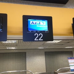 Photo taken at Check-in Azul by Rodrigo A. on 6/16/2013