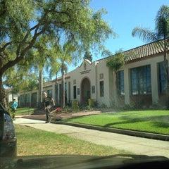 Photo taken at Santa Barbara High School by Amy L. on 9/16/2013