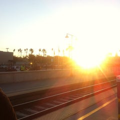 Photo taken at Metrolink Glendale Station by Dawn M. on 12/3/2013