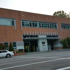 Photo taken at 서울대학교 반도체공동연구소 by pchama [⊙_⊙] on 8/12/2015