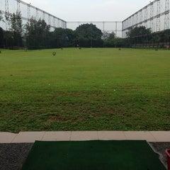 Photo taken at Jakarta Golf Club (JGC) by johan on 5/24/2014