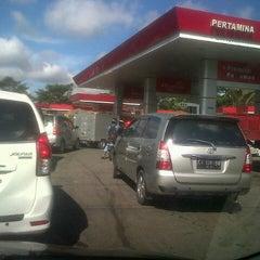 Photo taken at SPBU Km 9 by Doddy A. on 11/22/2012