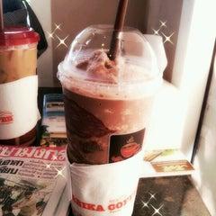 Photo taken at Rabika Coffee (Maptaput) by Angel J. on 11/15/2012