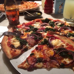 Photo taken at PizzaExpress by Gamze G. on 7/3/2014