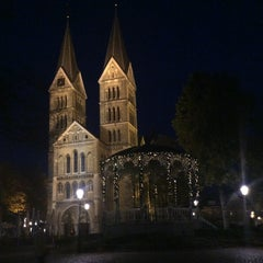 Снимок сделан в Munsterkerk пользователем StahlVelo Fahrräder 2/8/2015