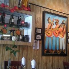 Photo taken at El Cristo Restaurant by Y B. on 11/4/2012