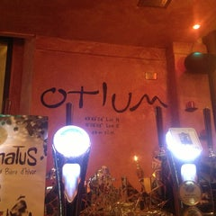 Photo taken at Otium by Gelateria M. on 12/30/2012
