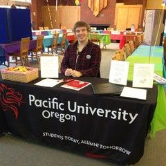 Photo taken at University Center by Rachael B. on 2/28/2013