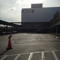 Photo taken at Artist Entrance at CBS Television City by Carol 'Red E. on 5/28/2013